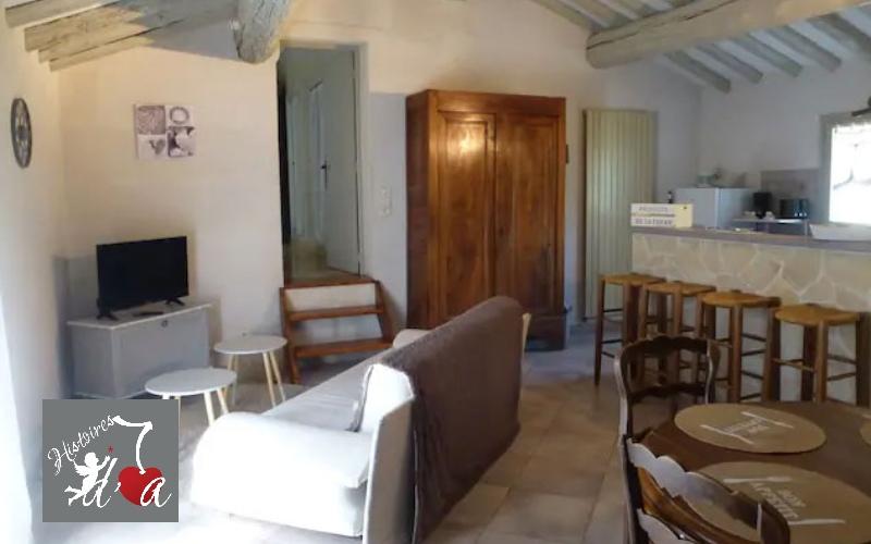 Location d'un gîte de vacances dans le sud de la France (Vallabrègues)